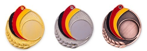 Medaille 50mm